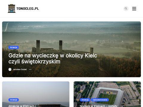Tonocleg.pl pokoje do wynajęcia Kielce