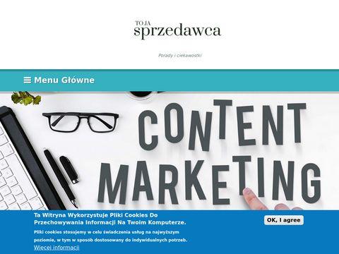 Tojasprzedawca.pl - opinie o sklepach