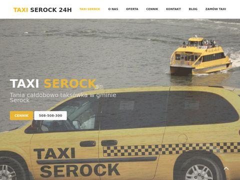 Taxi-serock.com.pl