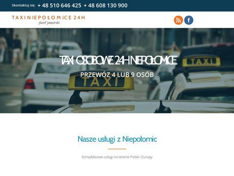 Taxiniepolomice.com
