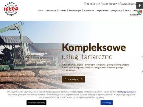 Tartakiskra.pl tarcica podłogowa