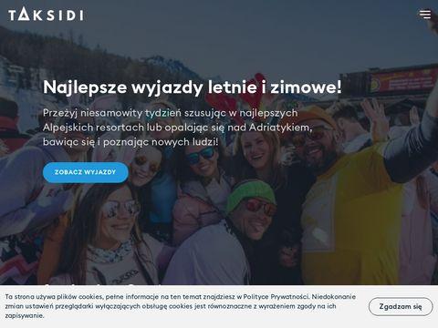 Taksidi.pl wyjazdy na narty
