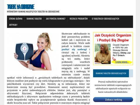 Tabletkinaodchudzanie.com.pl odchudzanie