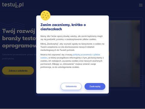 Testuj.pl - testowanie oprogramowania