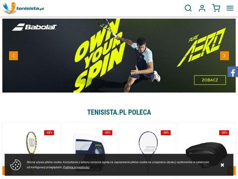 Tenisista.pl sklep tenisowy
