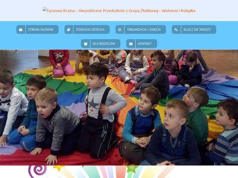 Centrum opieki nad małym dzieckiem Tęczowa Kraina