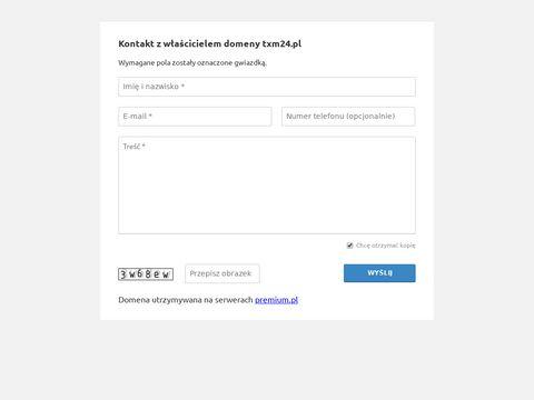 Txm24.pl - modne ubrania