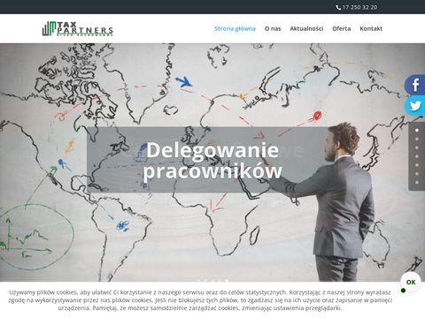 Tpartners.pl biuro rachunkowe Rzeszów