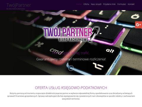 Twojpartner.net księgowa Gdańsk