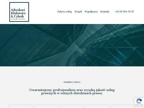 Violetta E. Cylwik porada prawna