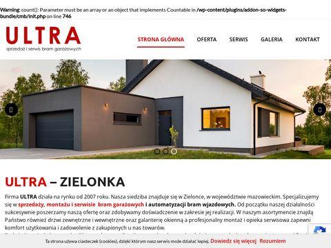 Ultra Justyna Kołek okna Drutex Zielonka