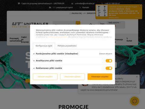 Unitrailer - części do przyczep