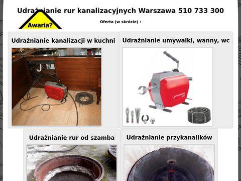 Udraznianiekanalizacji.eu