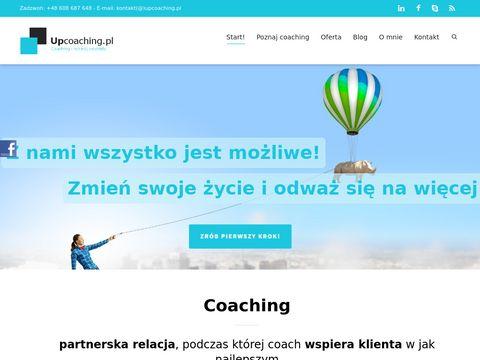 Upcoaching.pl - coaching biznesowy