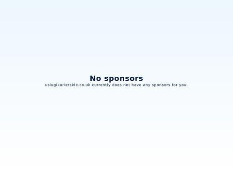 Uslugikurierskie.co.uk paczki z Polski do Anglii