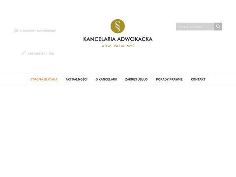 Rm-kancelaria.pl - adwokat z Lublina