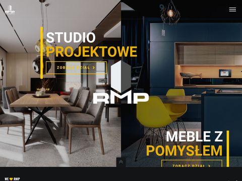 Rmprojektowaniewnetrz.pl fronty