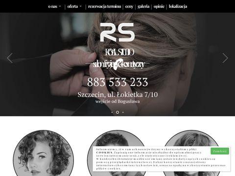 Royal Studio salon fryzjerski Szczecin