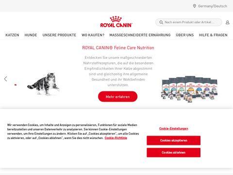 Royalcanin.pl - karmy dla psów