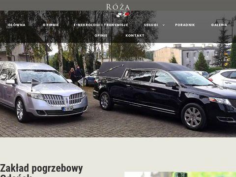 Rozagdansk.pl zakład pogrzebowy