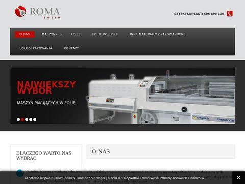 Roma-folie.pl Warszawa