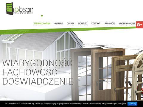 Robsan.pl okna pcv Garwolin