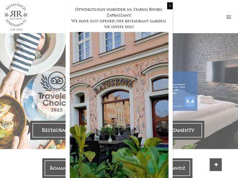 Ratuszova.pl stary rynek Poznań