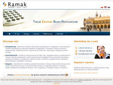 RAMAK Usługi podatkowe