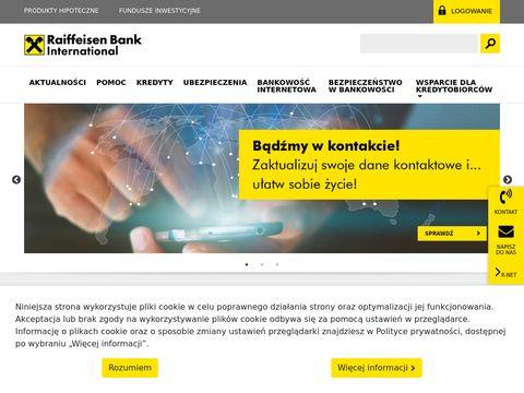 Raiffeisen Polbank - rachunki firmowe