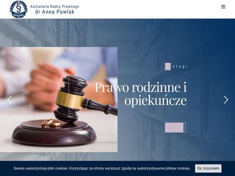 Radcaprawny-olsztyn.pl Kampa Andrzej usługi prawne