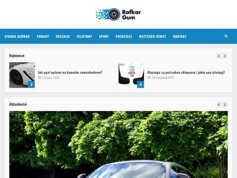 Rafkar-gum.pl hurtownia opon
