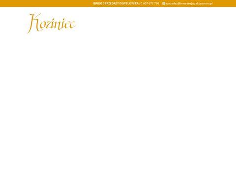 Rezydencjakoziniec.com