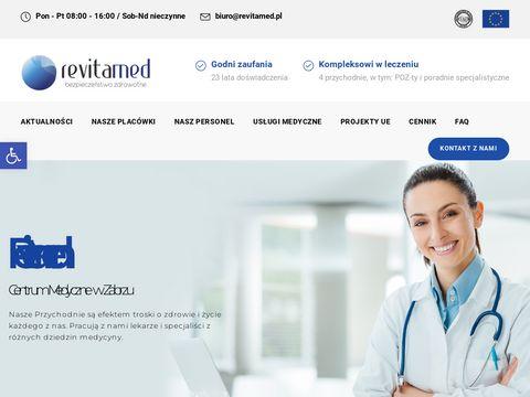 Revitamed.pl diagnostyka i leczenie endometriozy