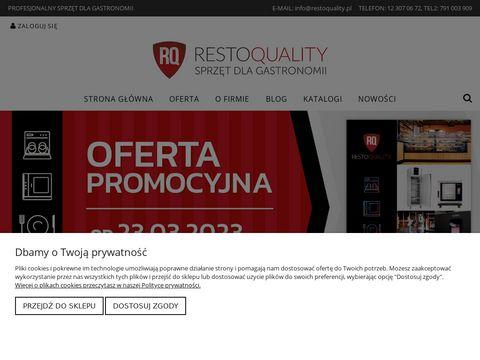 Resto Quality sprzęt dla gastronomii