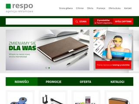 Respo.pl odzież reklamowa
