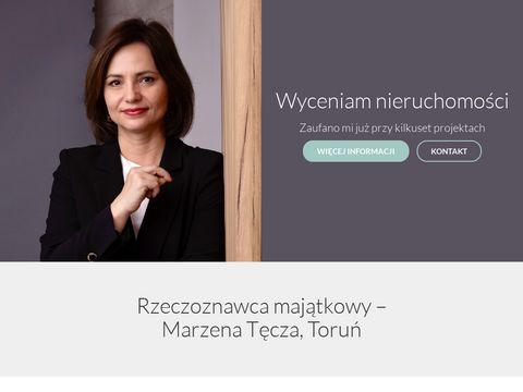 Rzeczoznawcamajatkowytorun.pl Tęcza Marzena