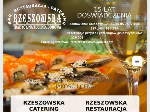 Rzeszowska-restauracja-catering-bar.pl