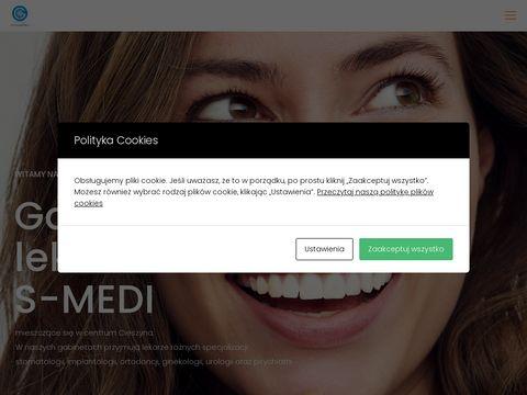 S-medi implanty zębowe Śląsk