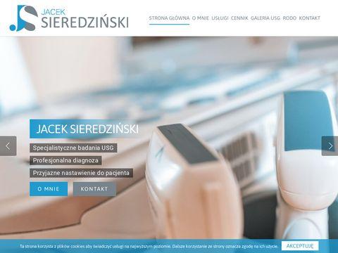 Sieredzinski.pl usg Police