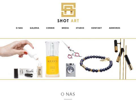 Shotart.pl fotografia reklamowa