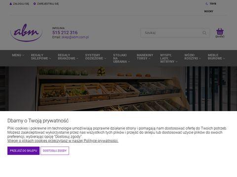 Shop4shop.eu wyposażamy sklepy