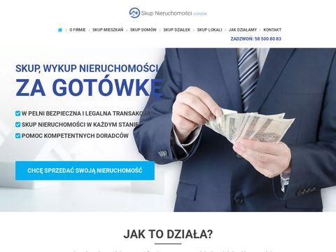 Skup-nieruchomosci-gdansk.pl