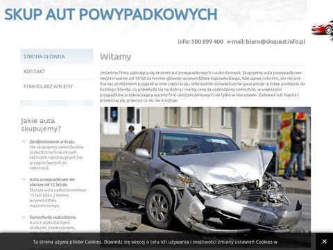 Skupaut.info.pl skup samochodów