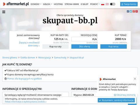 Skupaut-bb.pl Bielsko złomowanie pojazdów