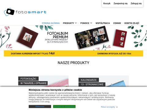Sklep.fotosmart.com.pl drukarnia cyfrowa