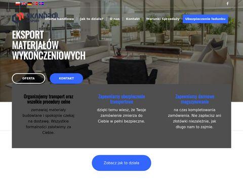 SkandPol sprzedaż materiałów budowlanych