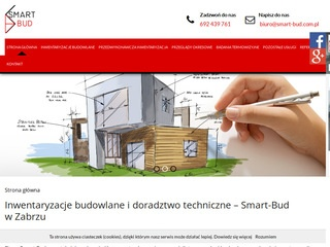 Smart-bud.com.pl świadectwo