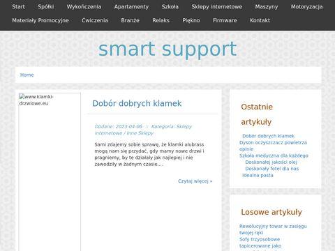 Smart Support pomoc komputerowa Łódź
