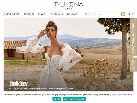 Slubne.pl - suknie ślubne