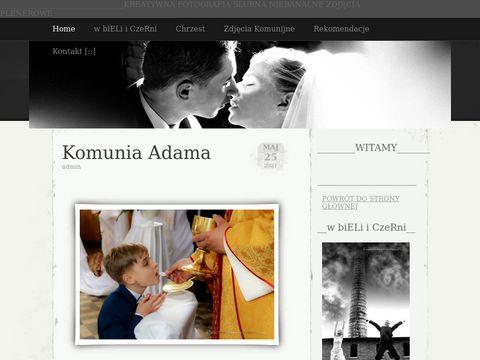 Profesjonalna Fotografia Ślubna Warszawa